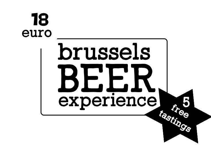 best beer tasting logo brussels