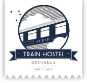 brussels train hostel